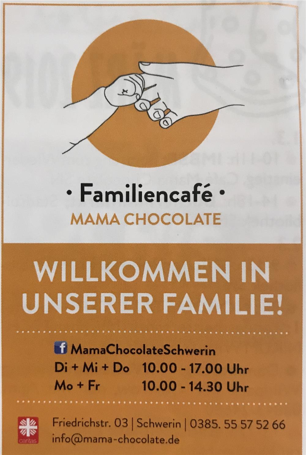 Mama Chocolate Schwerin